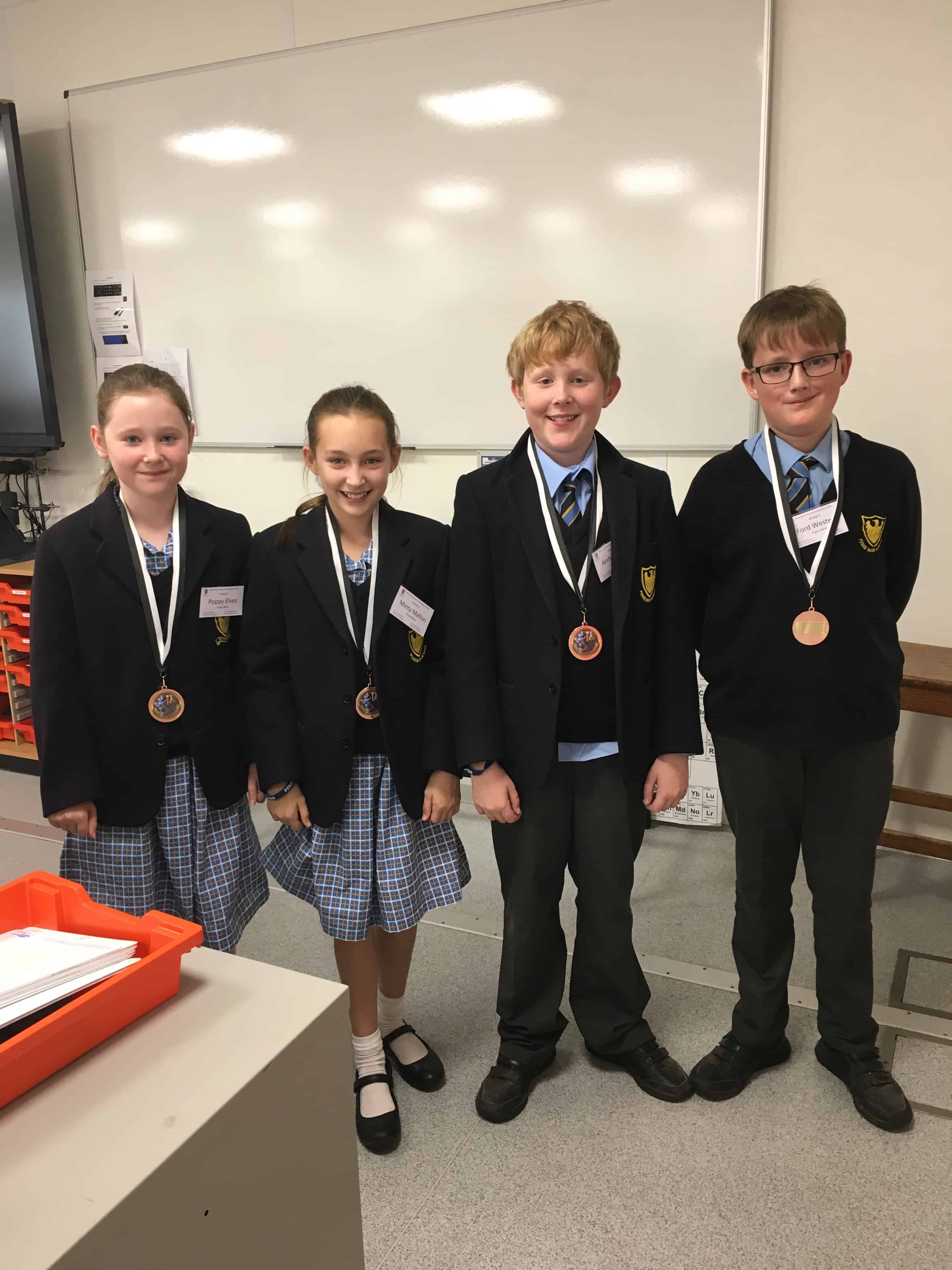 Tonbridge School Science Competition