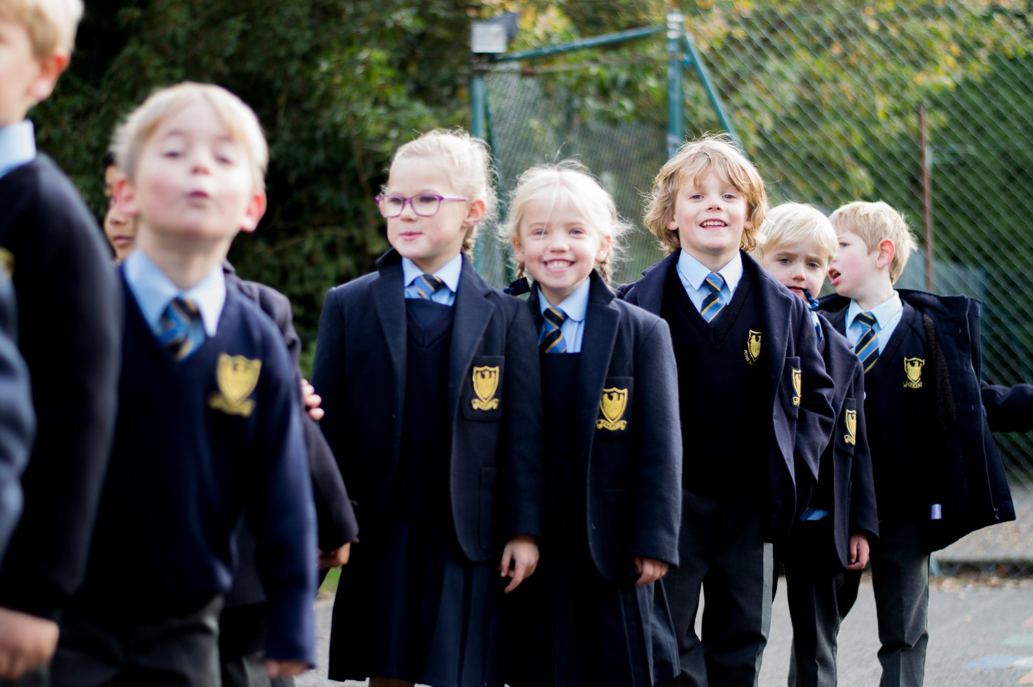 Independent school for children aged two to eleven with optional wraparound care 7.30am - 6pm 50 weeks of the year