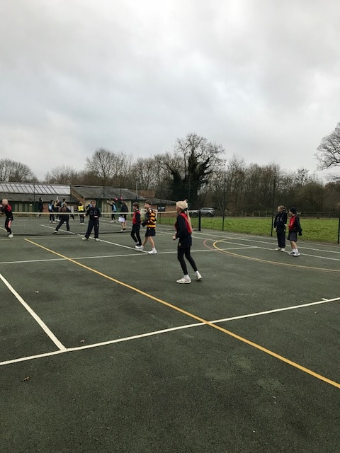 Inter-house Netball Tournament 6th December 2017