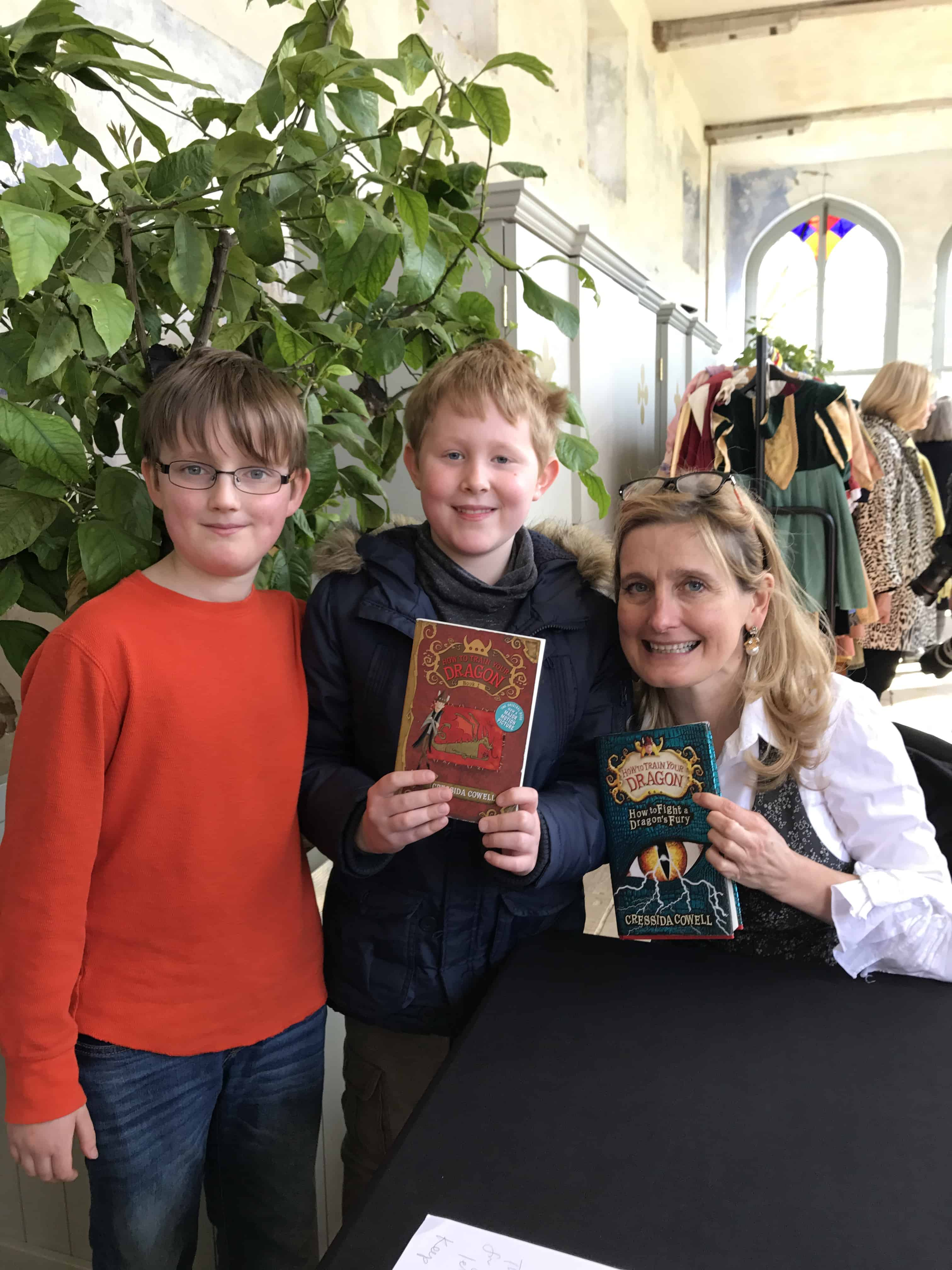 Knole Park Children's Book Festival