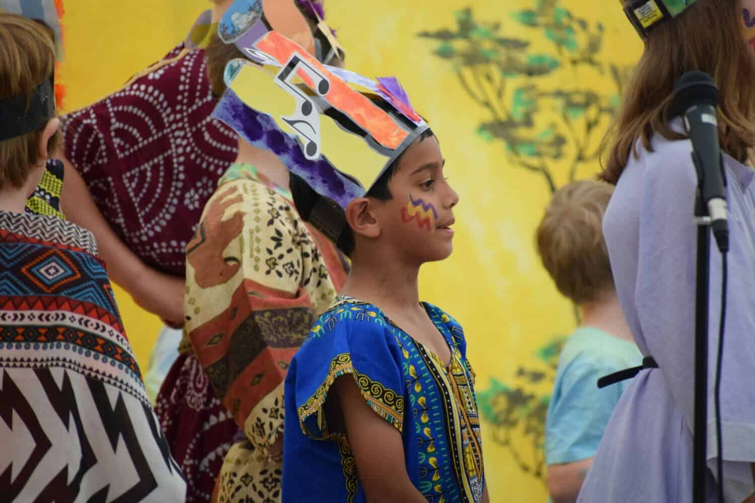 Summer Production – The Peace Child