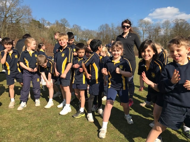 Inter-house Cross Country Run