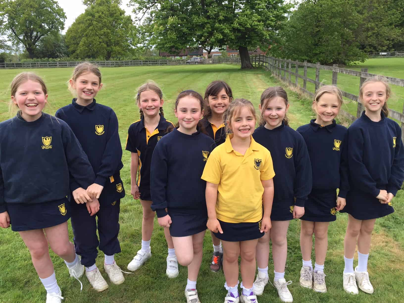 Girls Rounders v Russell House - 4th May