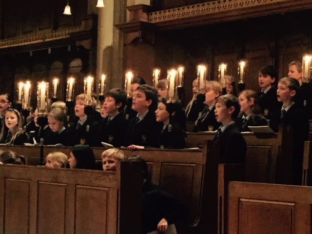 Christmas Carol Concert - The Chapel of St Augustine, Tonbridge School