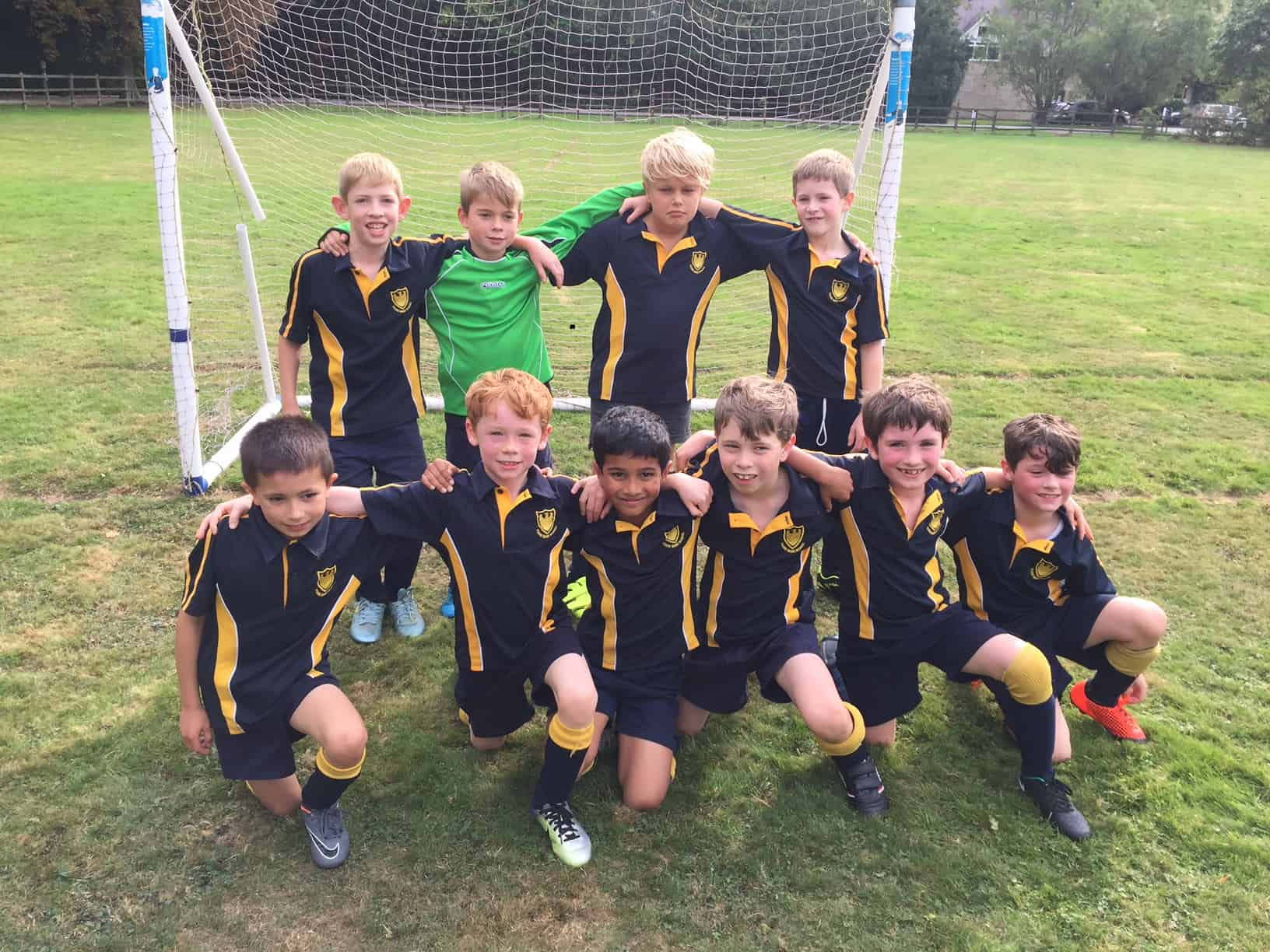 U8/U9 Football v Hilden Oaks