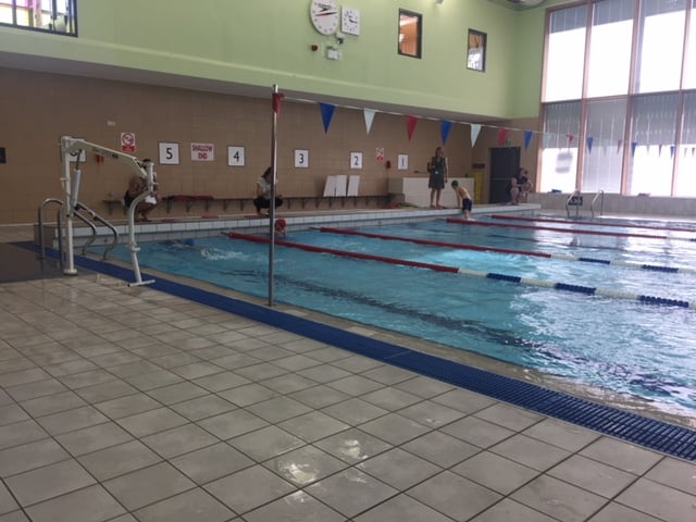 Inter-house Swimming Gala 14th December 2017