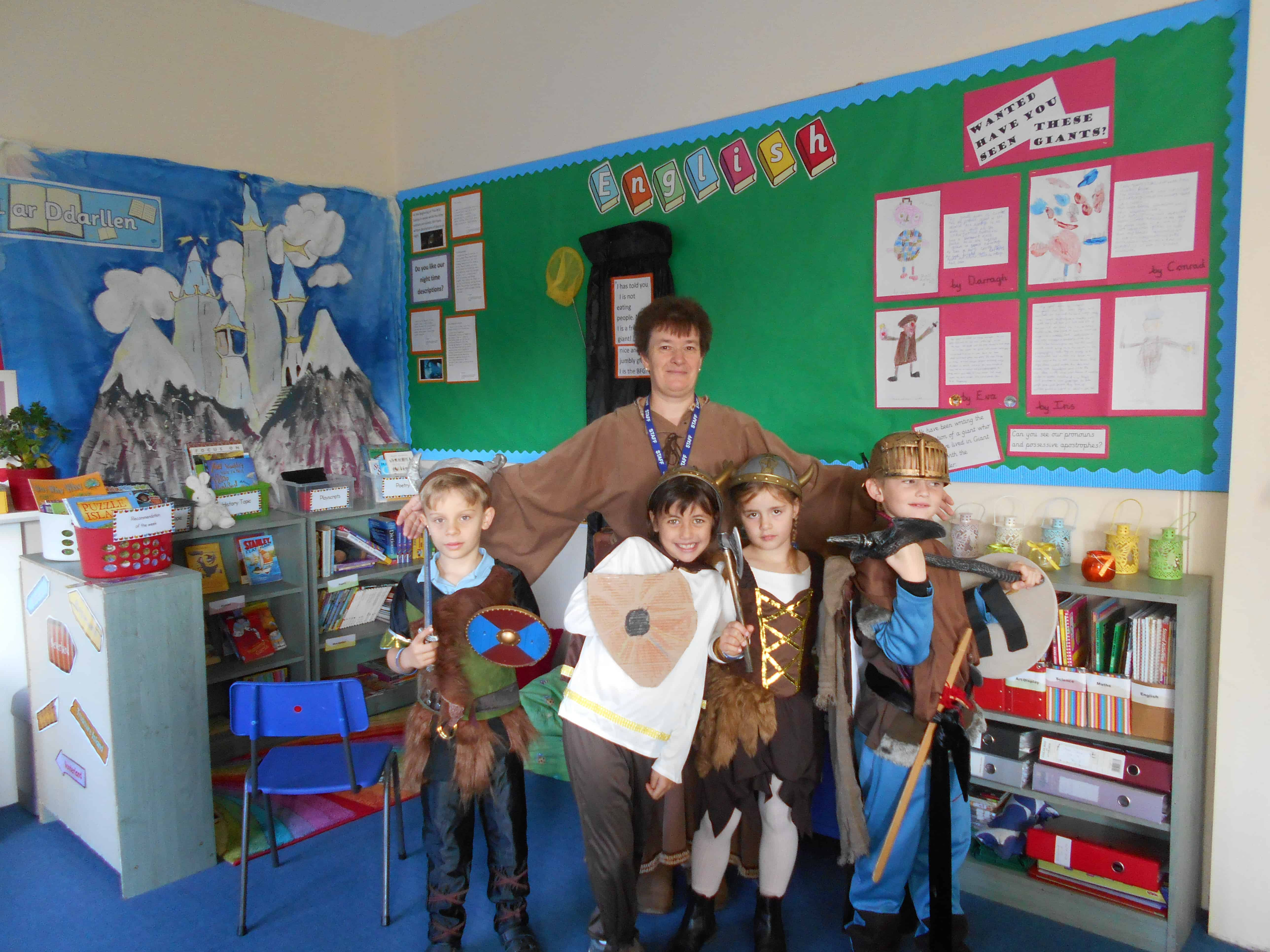 Viking Day at Kent Life