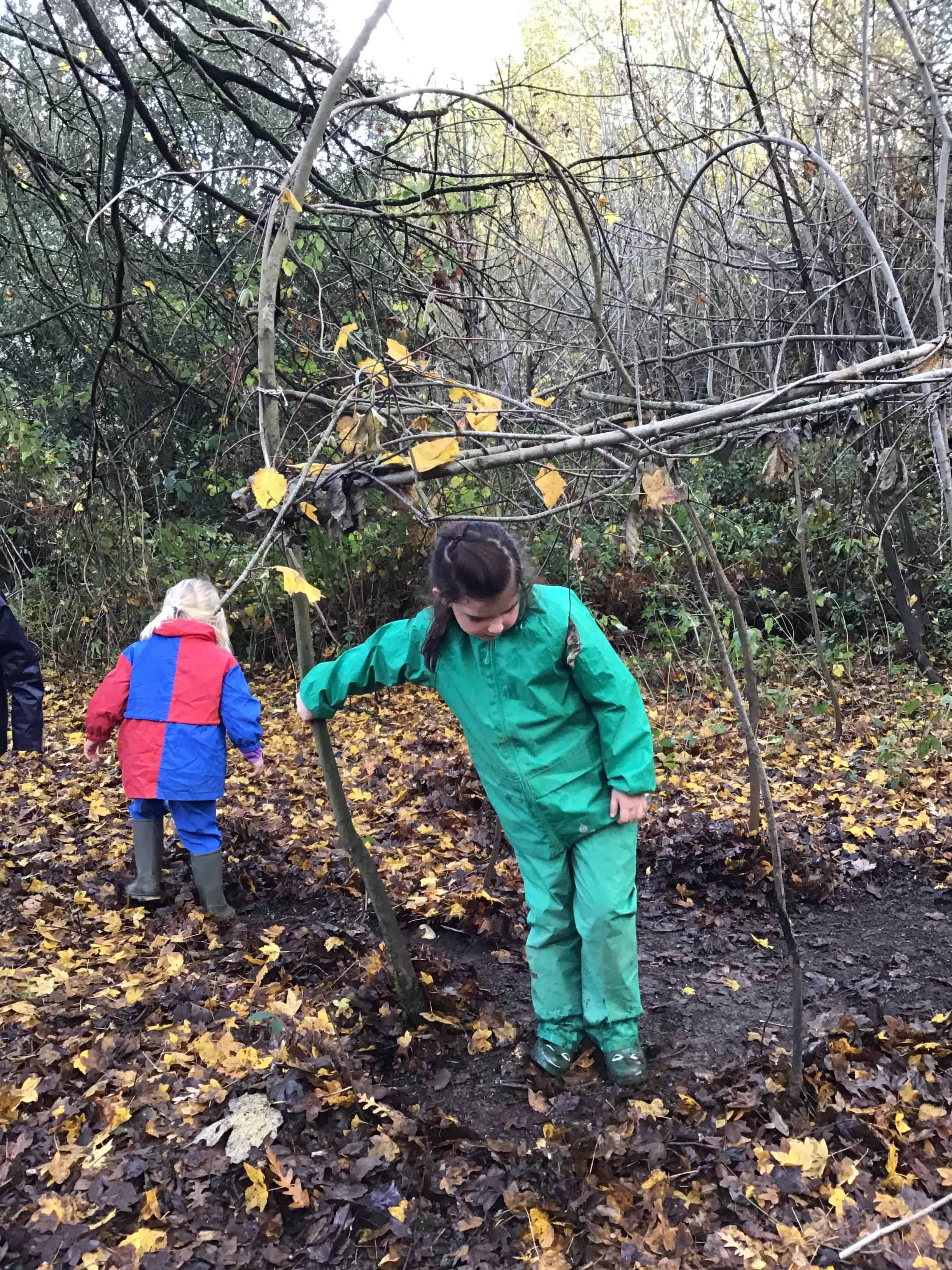 forest school near sevenoaks