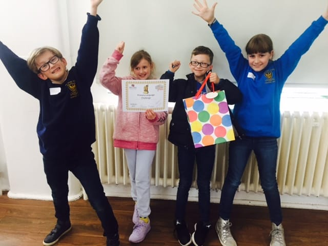 Fosse Bank victorious at the Primary Language Challenge!
