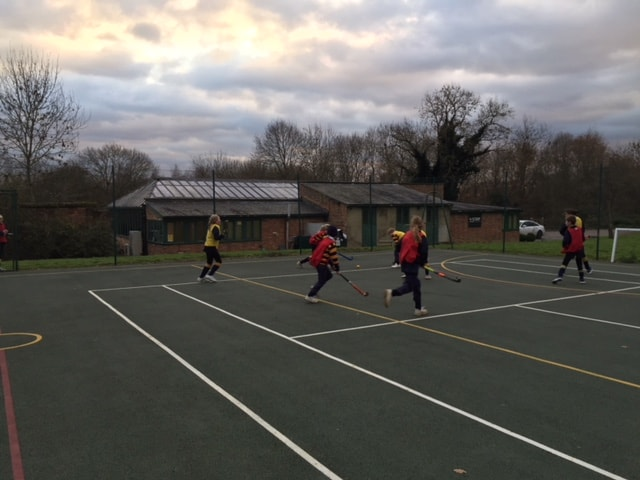 Inter-House Hockey